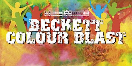 Beckett Colour Blast 2020 tickets