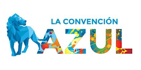 La Convencion Azul entradas