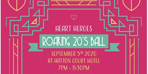Heart Heroes Roaring 20's Ball