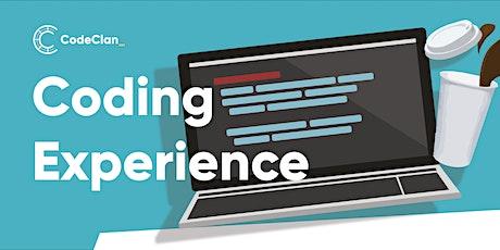 Edinburgh: Coding Experience tickets