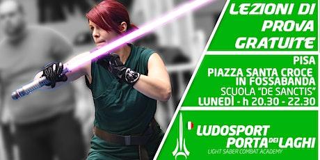 Spade Laser a Pisa! - Prova la Scherma del Futuro biglietti