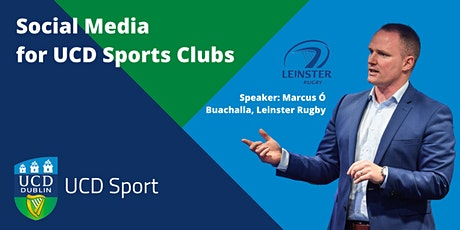 Social Media for UCD Sports Clubs tickets