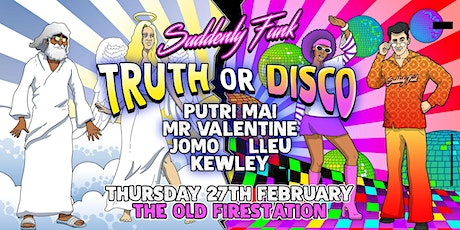 Suddenly Funk: Truth or Disco tickets