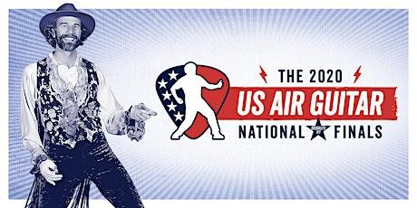US Air Guitar - 2020 Air Guitar Championships - Salt Lake City, Utah tickets