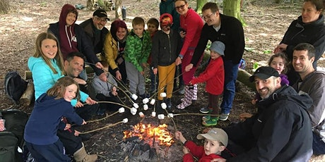 Kids Bushcraft- Go WIld tickets
