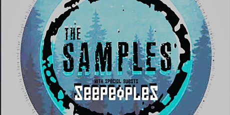 The Samples w/s/g SeepeopleS tickets