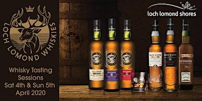 Loch Lomond Whisky Tasting