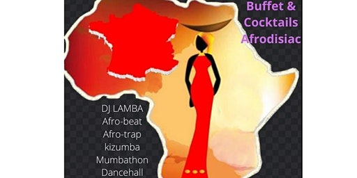 Love Africa party