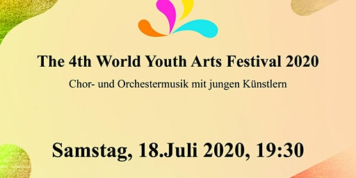 The 4th World Youth Arts Festival - The golden Hall Vienna