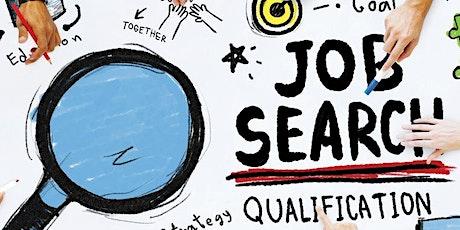 Resume & Job Search  Workshop tickets