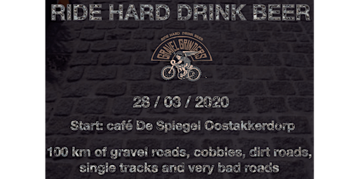 Ride Hard, Drink Beer Gravelride 2
