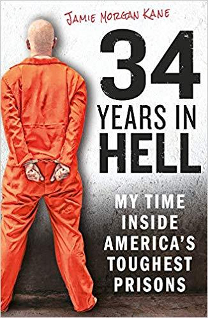 "Shaun Attwood with Jamie Morgan Kane - ""34 Years in Hell"" image"