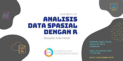 IDJN MEET-UP: Analisis Data Spasial dengan R