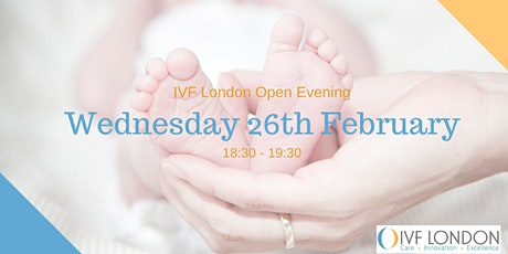 IVF LONDON OPEN EVENING tickets