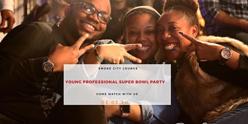 Young Professional Super Bowl Viewing Party