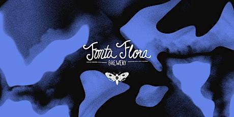 Fonta Flora Tap Takeover   Café Beermoth   F&F&B Fringe tickets