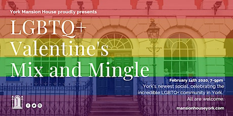 LGBTQ+ Valentine's Mix and Mingle tickets