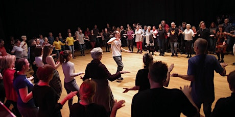 Fathers Day STOMP-style body percussion workshop tickets