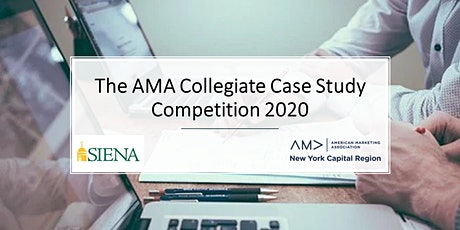 The Capital Region AMA College Case Study Competition 2020 tickets