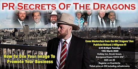 PR Secrets Of The Dragons tickets