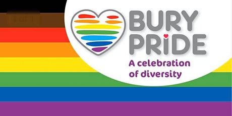 Bury Pride 2020 tickets