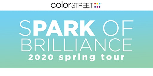 SPARK OF BRILLIANCE 2020 SPRING TOUR - Dallas, TX