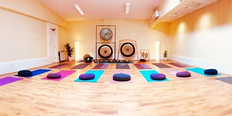 8 Week Yoga Practice Course tickets