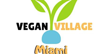 Miami Vegan Village tickets