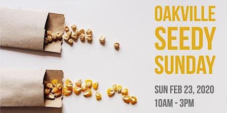 Seedy Sunday Oakville tickets