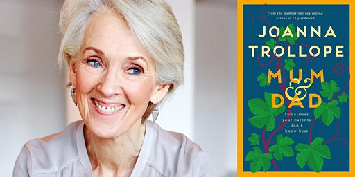 Evening with Joanna Trollope