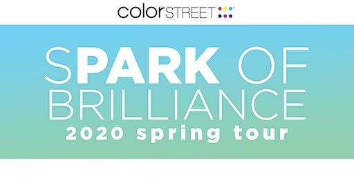 SPARK OF BRILLIANCE 2020 SPRING TOUR - Sacramento, CA