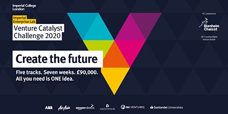 Venture Catalyst Challenge 2020 Grand Final tickets