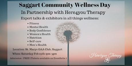Saggart Wellness Day tickets