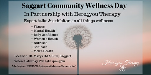 Saggart Wellness Day