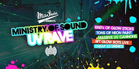 Ministry of Sound UV Rave 2020 tickets