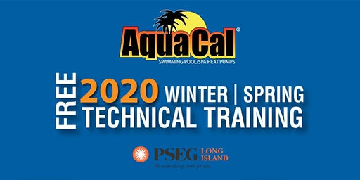 AquaCal® Heat Pump Seminar (Long Island)