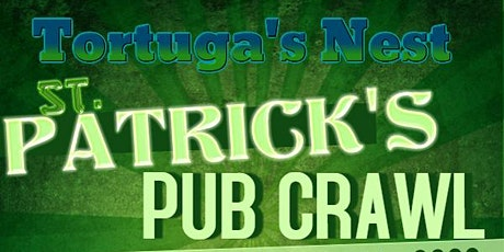 St. Patrick's Day Pub Crawl tickets