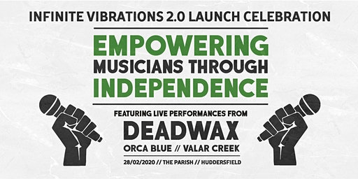 Infinite Vibrations 2.0 Launch Event