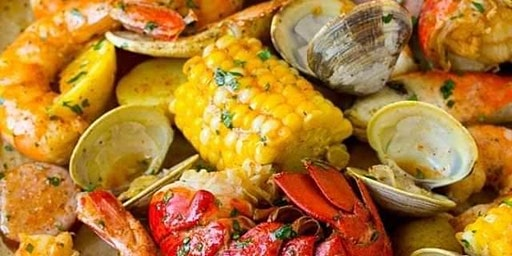 St Patrick's day seafood fest