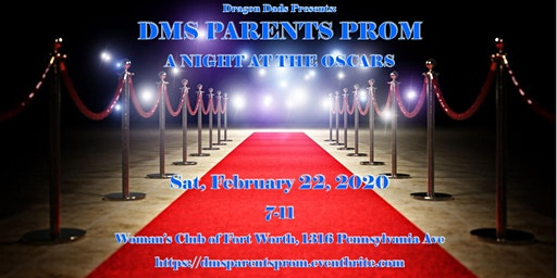 Parents' Prom: A Night at the Oscars