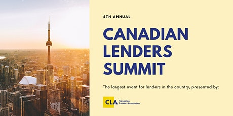 Canadian Lenders Summit tickets
