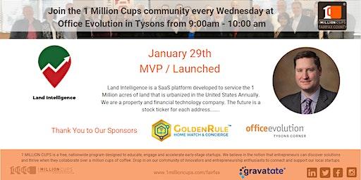 1 Million Cups - Fairfax | Land Intelligence