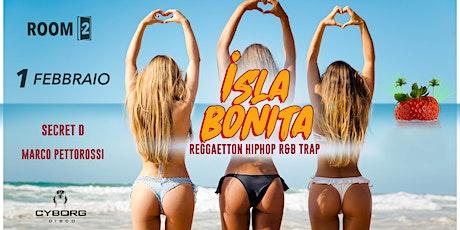 Isla Bonita - Reggaetton HipHop Trap R&b biglietti