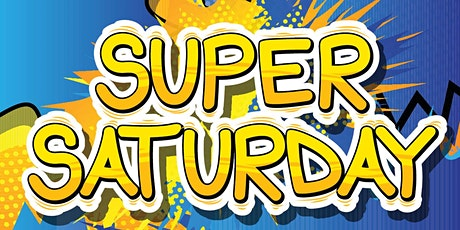Super Saturday Training (Anderson County) tickets