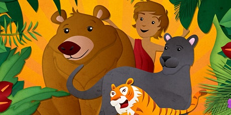 The Jungle Book Outdoor Theatre tickets