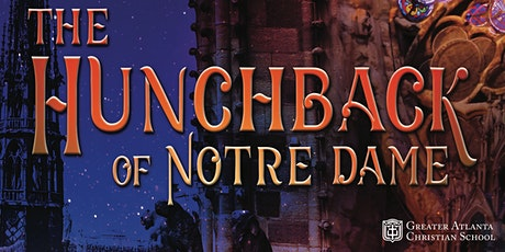 """King's Gate Theatre presents: """"The Hunchback of Notre Dame"""" - Saturday tickets"""