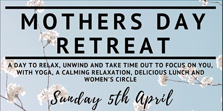 Mothers Day Retreat tickets