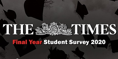 QUB final year students interview: The Times Students Survey 2020 tickets