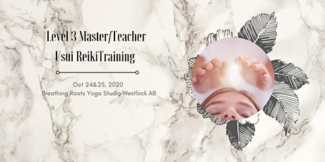 Usui Level 3/ Teacher Training tickets