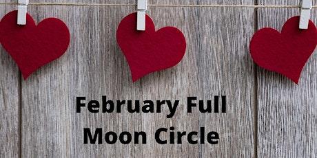 February Full Moon Circle  tickets